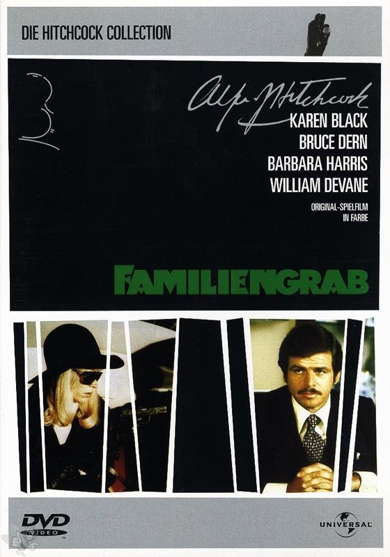 Familiengrab (Die Hitchcock Collection)