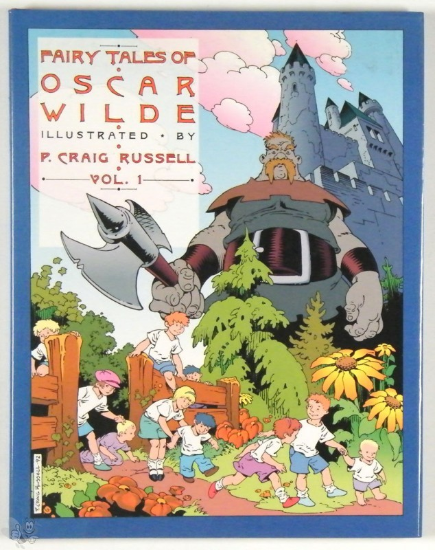 Fairy Tales of Oscar Wilde Vol.1 Hardcover