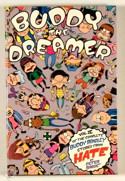 Hate Vol. 2 Buddy the Dreamer von Peter Bagge