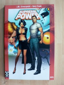 Max Comics 8: Supreme Power (Buch 3)