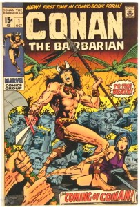 Conan the Barbarian Nr. 1 US Marvel 1970