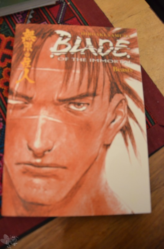 BLADE of the Immortal #11 Beasts