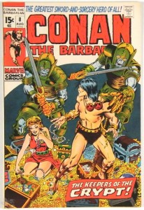 Conan the Barbarian Nr. 8 US Marvel 1971