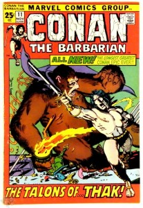 Conan the Barbarian Nr. 11 US Marvel 1971