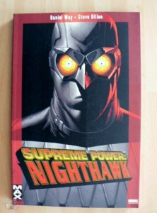 Max Comics 11: Supreme Power (Buch 4): Nighthawk