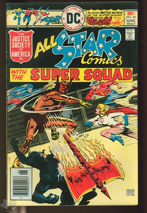 All Star Comics 60 (JLA/DC)