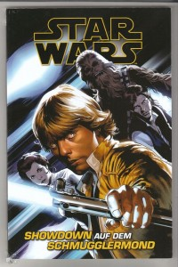 Star Wars Reprint 3: Showdown auf dem Schmugglermond (Softcover)