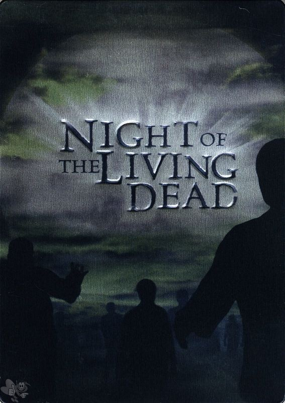 Night of the living dead (Steelbook, 3 DVD's)