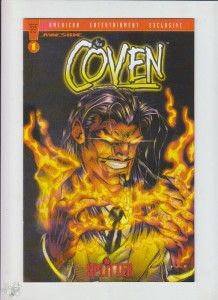 The Coven 1: Presse-Ausgabe