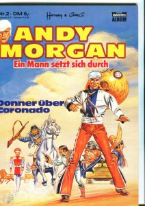 Andy Morgan 2: Donner über Coronado