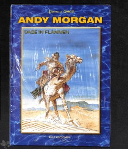 Andy Morgan 5: Oase in Flammen