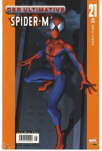 Der ultimative Spider-Man 21: Party-Time