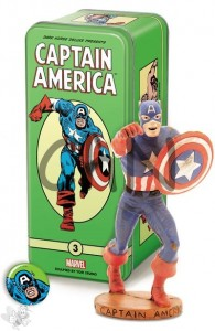 Dark Horse Marvel Classic Characters Series 2 #3: Captain America