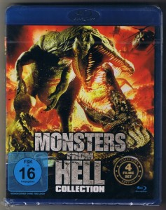 Monsters from Hell Collection (4 Filme)