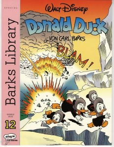 Barks Library Special - Donald Duck 12