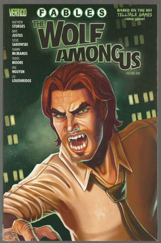 Fables The Wolf Among Us Volume 1