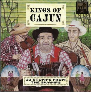 "Various - ""Kings of Cajun"""