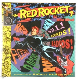 Red Rocket 7 Limited Edition and CD