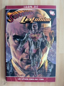 100% DC 1: Superman / Lex Luthor