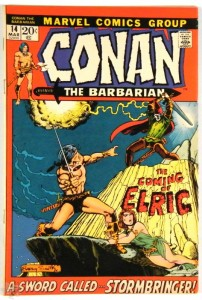 Conan the Barbarian Nr. 14 US Marvel 1972