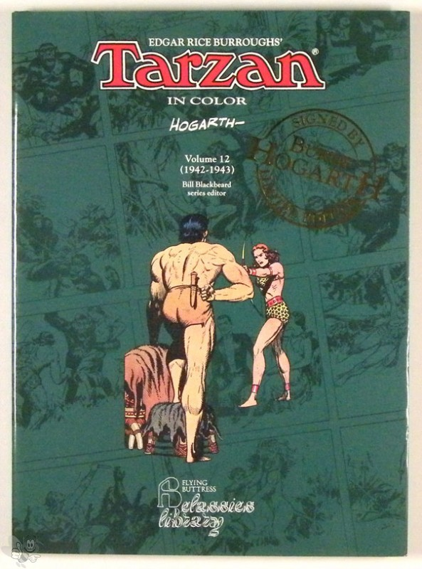 Tarzan in Color Limited Edition Vol 12 (1942-1943)