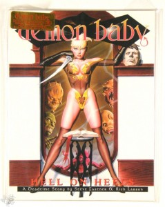Demon Baby Nr. 1 signed & numbered comic