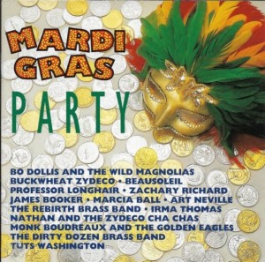 "Various - ""Mardi Gras Party"""