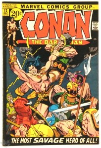 Conan the Barbarian Nr. 12 US Marvel 1972