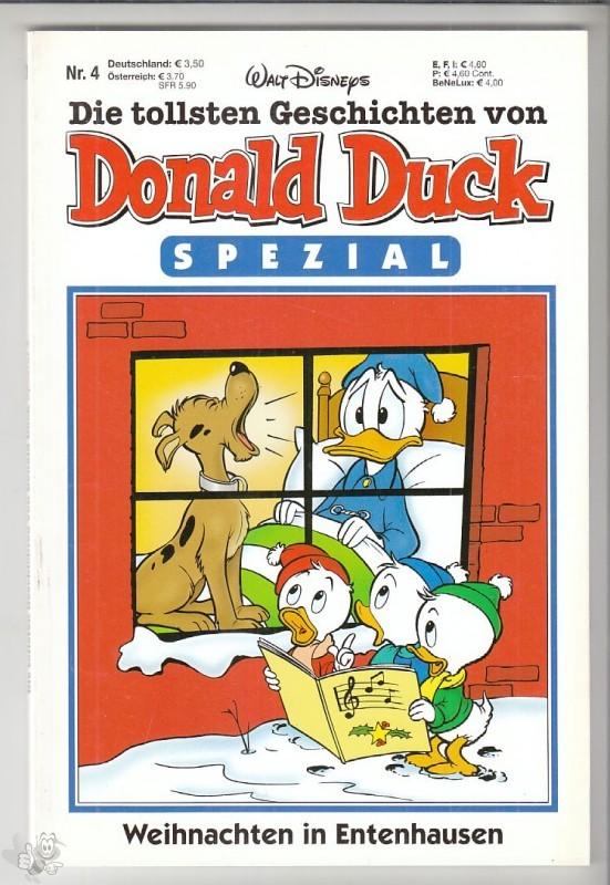 disney die tollsten geschichten von donald duck spezial. Black Bedroom Furniture Sets. Home Design Ideas