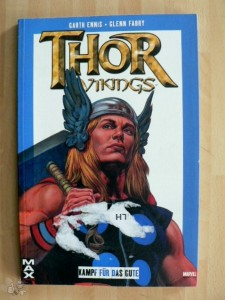 Max Comics 4: Thor: Vikings