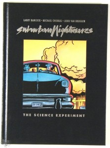 SUBURBAN NIGHTMARES: THE SCIENCE EXPERIMENT US HC signiert