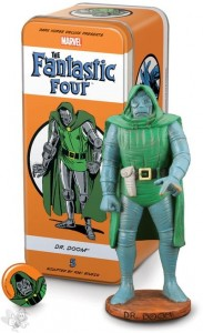 Dark Horse Marvel Classic Characters - The Fantastic Four #5: Dr. Doom