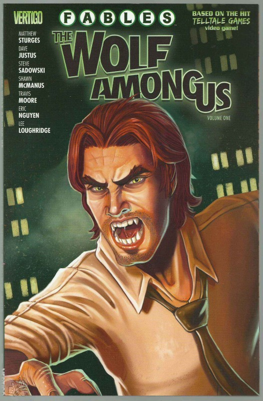 Fables-Wolf Among Us Volume One