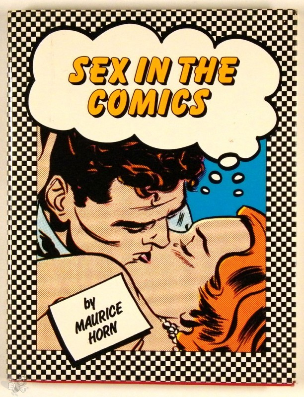 Maurice Horn Sex in Comics US Hardcover