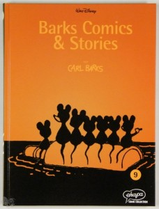 Barks Comics & Stories 9