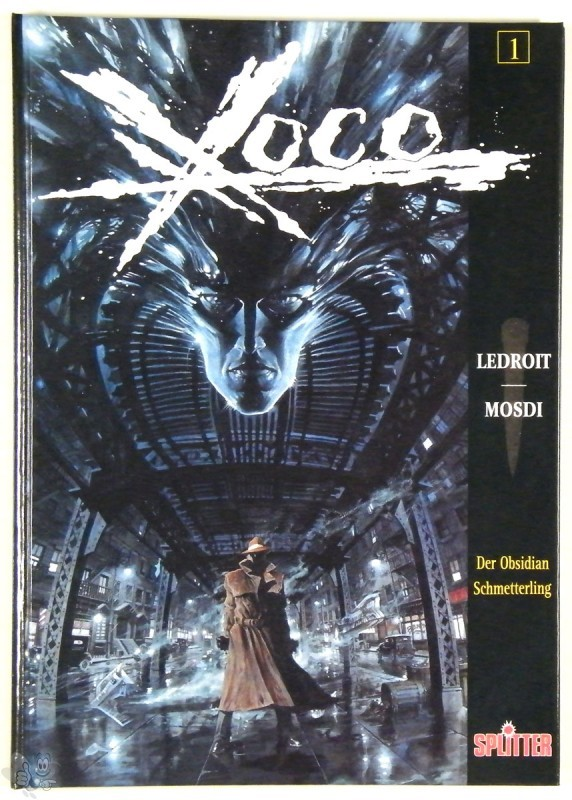 Xoco 1: Der Obsidianschmetterling (Hardcover)