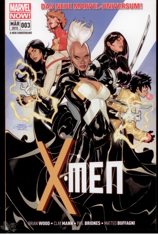 X-Men Sonderband 3: Blutlinie