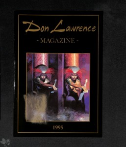 Don Lawrence Magazin 1995 (= NR. 1)