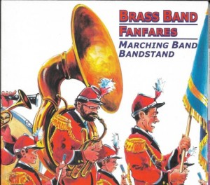 "Marching Band Bandstand - ""Brass Band Fanfares"""