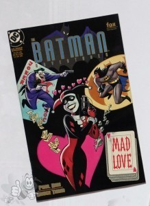 MAD LOVE (Batman Adventures), US Ausgabe, Origin Harley Quinn, 1. print