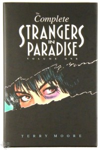 The Complete Strangers in Paradise Vol 1 HC
