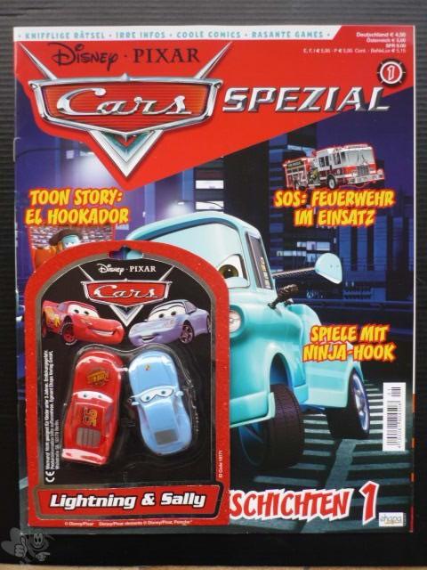 DISNEY PIXAR CARS  2006 DRUCKFRISCH PANINI Deutsche Ausgabe LEERALBUM