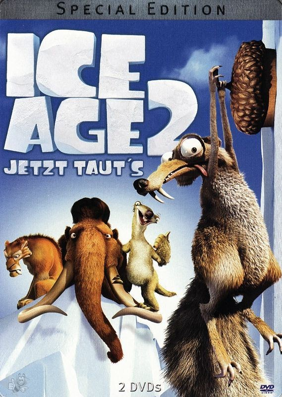 Ice Age 2 (Special Edition) (Steelbook, 2 DVD's)