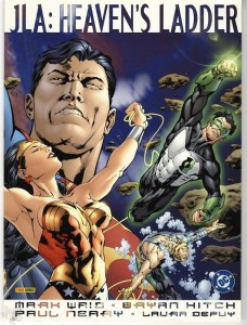 JLA: Heaven's Ladder : (Softcover)