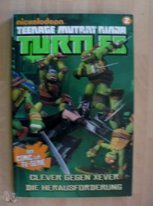 Teenage Mutant Ninja Turtles TV-Comic 2