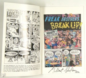 Freak Brothers Nr. 11 Signiert von Gilbert Shelton