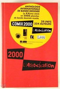 COMIX 2000 Hardcover OVP