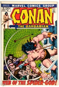 Conan the Barbarian Nr. 13 US Marvel 1972