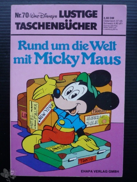 Themen Hans 1 Gesamtausgabe   Splitter Verlag Neuware