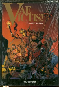 Vae Victis ! 10: Arulf - Der Icener (Softcover)